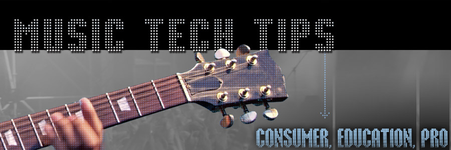 Music Tech Tips