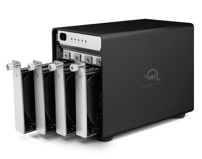 Owc Thunderbay 4 Software Raid 5 Thunderbolt 2 External