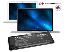 Select NewerTech NuPower Laptop Batteries