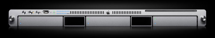 Apple Xserve Quad Xeon