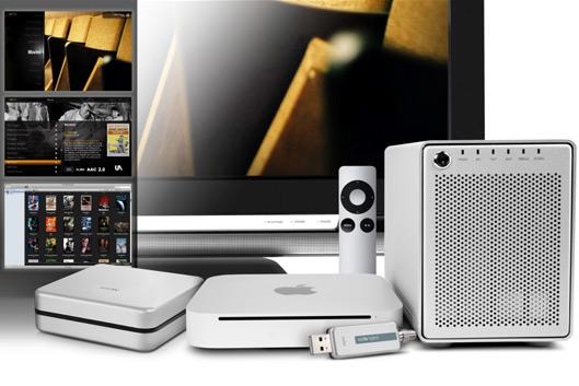 mac mini apple tv htpc
