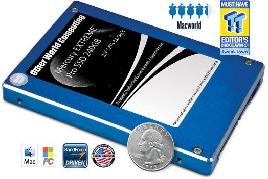 Mercury Extreme Pro SSD