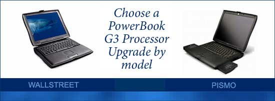 PowerBook G3 Selector