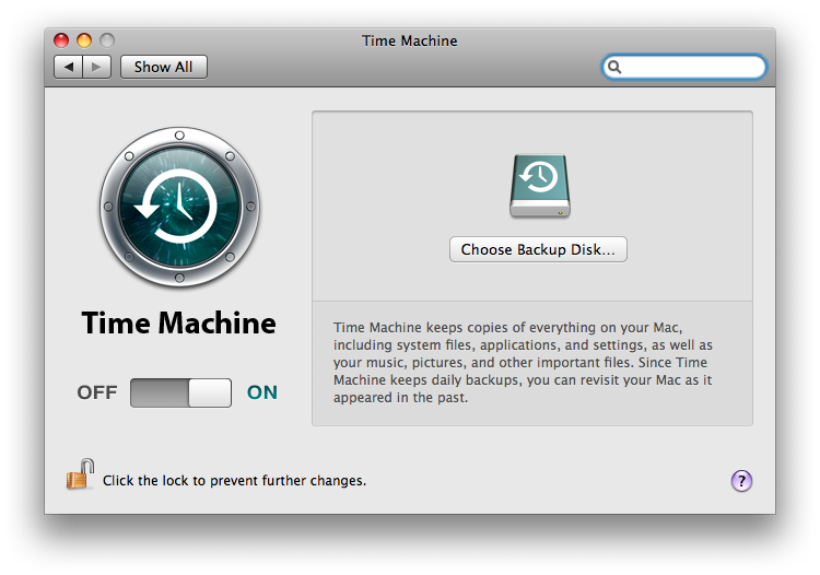 time machine backup drives