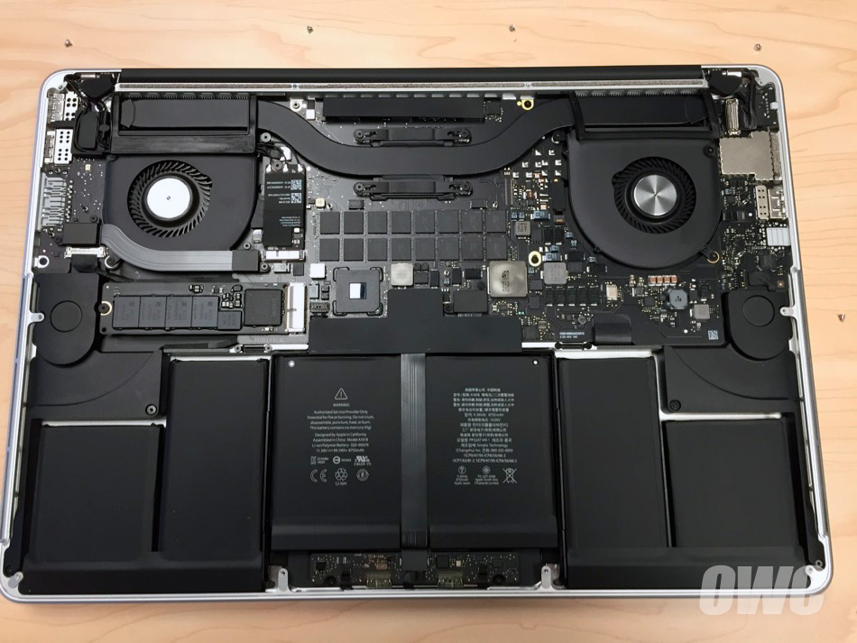 OWC Unboxes the Mid 2015 Apple MacBook Pro with Retina ...