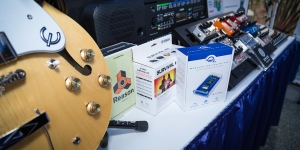 2016_01_22, Anaheim, Audio-Technica, CA, Discmakers, Epiphone, Giveaways, Mackie, NS16, OWC, Promo, Propellerhead, Reason, Tents, The NAMM Show 2016, Yamaha, ZVEX