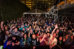 2018_03_14, Austin, SXSW, The Belmont, TX, crowd,