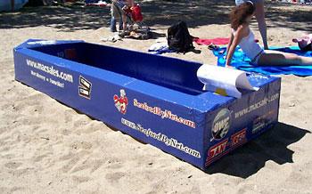 2008 OWC Cardboard Cup Entry