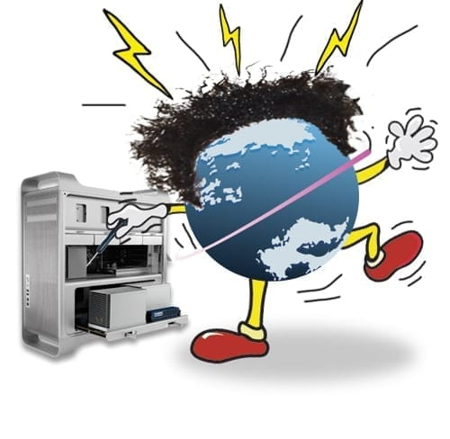 Discharging Static Electricity For Safe Computer Upgrading
