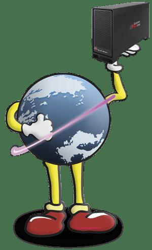 Globe-n-GMAX