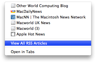 RSS 101: All of Your Favorite News and Blogs with One Click