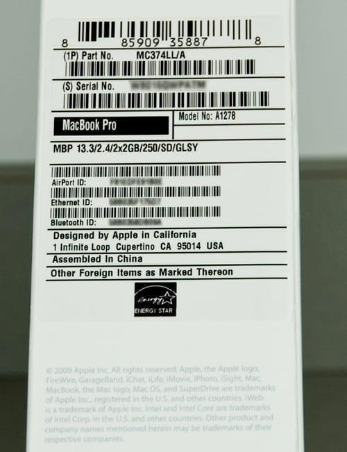 """13"""" MacBook Pro Core 2 Duo 2010 Unboxing"""