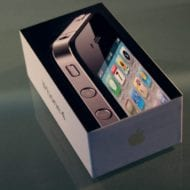 OWC iPhone 4 unboxing pic 1