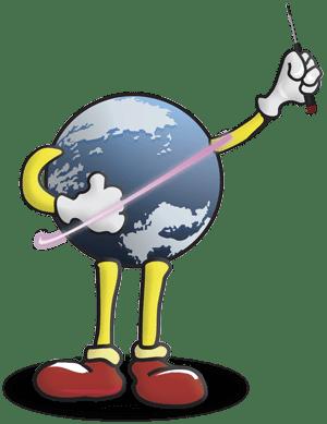 Globe-DIY