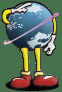 globe-salute