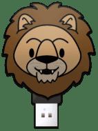 lion-USB