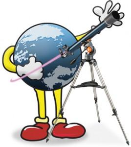 Globe-Astronomy
