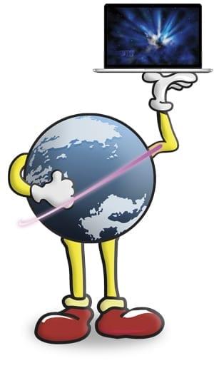 Globe-n-rMBP