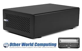 owc introduces mercury helios pcie thunderbolt expansion chassis other world computing blog. Black Bedroom Furniture Sets. Home Design Ideas