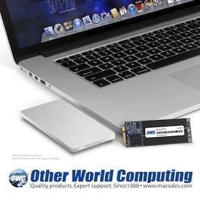 OWC Announces Mercury Aura Pro as Industry's First Solid State Drive