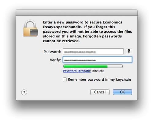 encryption-Password