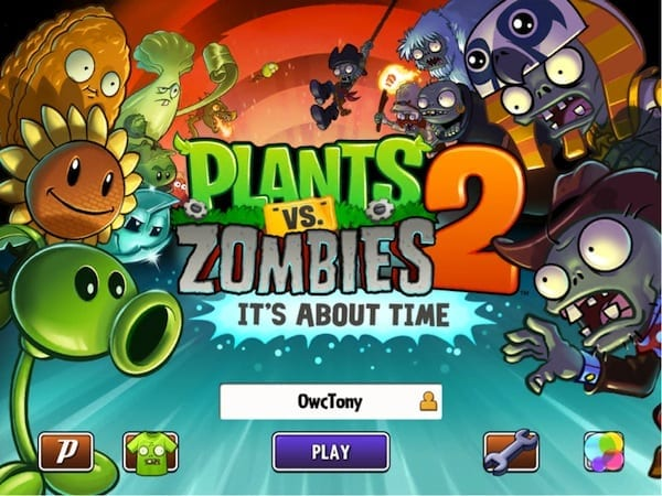Great splash screen except for maybe the facial expression on that walnut. Thanks for the nightmares, PopCap!