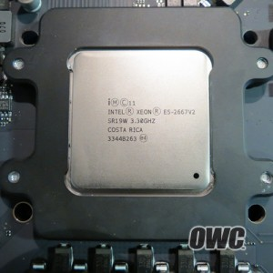 OWC Confirms Mac Pro 2013 Processor Upgradeable
