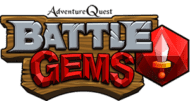 Battle Gems Logo - 350