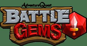 Battle Gems Logo - 350