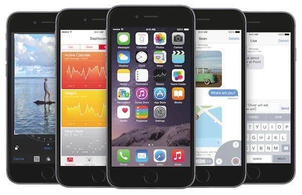 iOS8screen