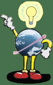 Globe-Apple-Ideas
