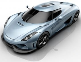 The $1.89 Million Koenigsegg Regera