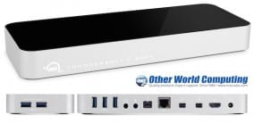 OWC Thunderbolt 2 Dock USB Charging Support Driver Now Available