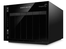 Seagate 12 TB NAS Pro 6-Bay
