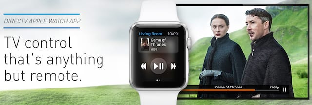 DIRECTV Apple Watch App