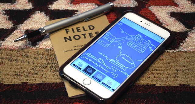 Handwritten notes go digital