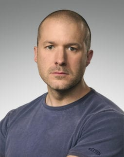 Apple Chief Design Officer Jony Ive