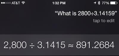 Siri: Division
