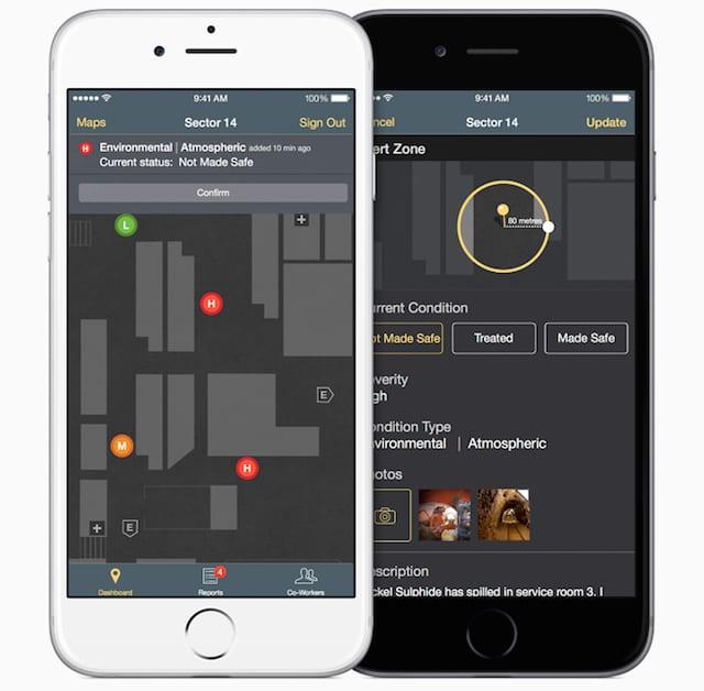 Safe Site from Apple - IBM