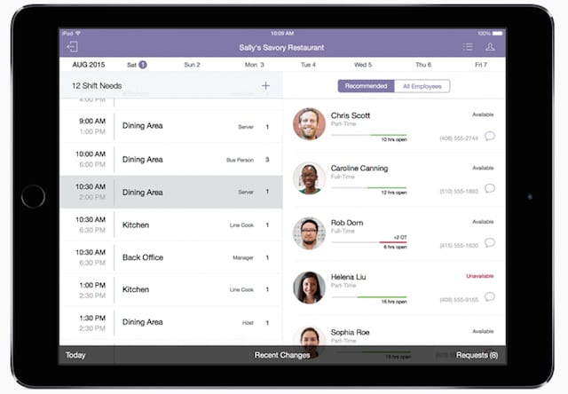 Apple-IBM Shift Track for Managers