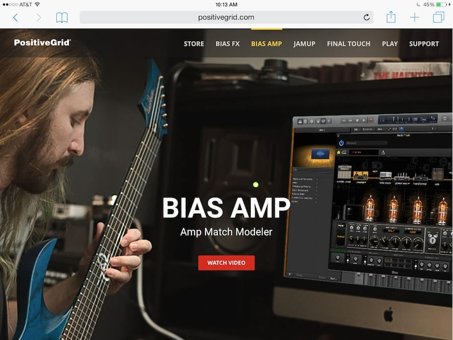 Bias Amp screen shot_1