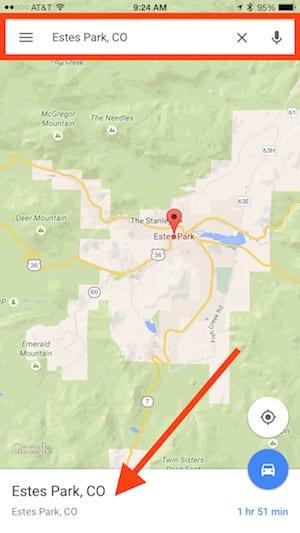Saving Google Maps Offline