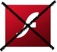 No Flash!