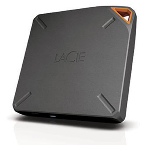 LaCie FUEL Wireless Hard Drive