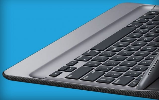 Logitech CREATE keyboard for iPad Pro