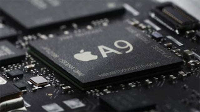 Apple A9 System On A Chip
