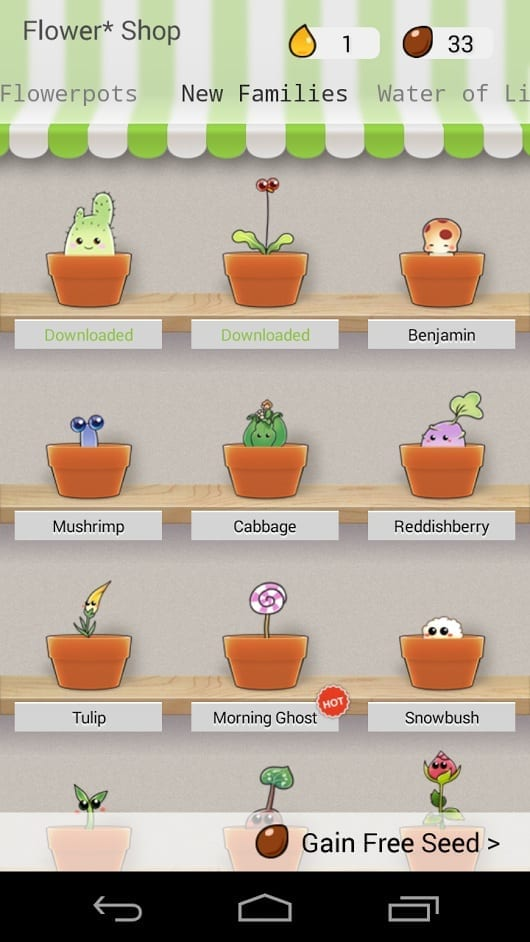 Hydrate Your Life With Plant Nanny App Other World