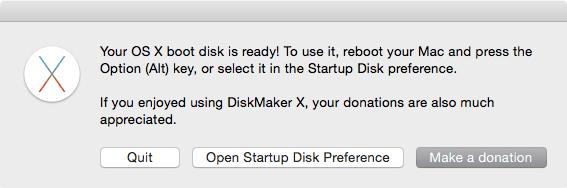 diskmaker x 5 el capitan