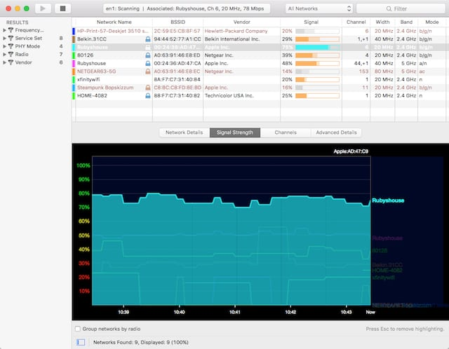 App Review: WiFi Explorer is a Powerful Network Troubleshooter for Mac