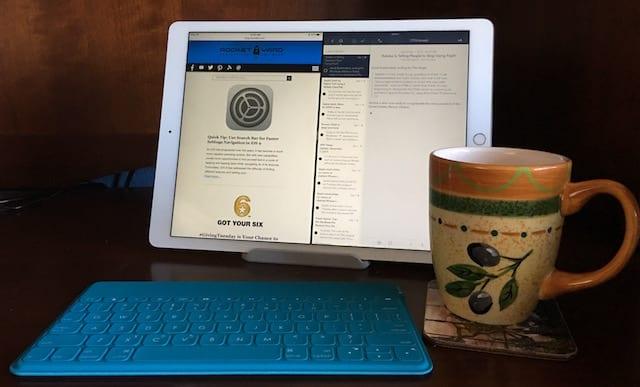 iPad Pro at Work